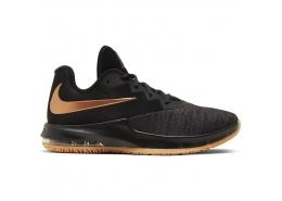 Air Max İnfuriate 3 Low Erkek Basketbol Ayakkabısı Siyah