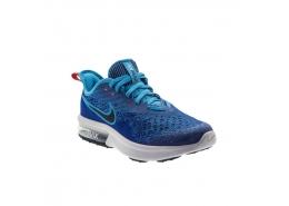 Air Max Sequent 4 Mavi Koşu Ayakkabısı