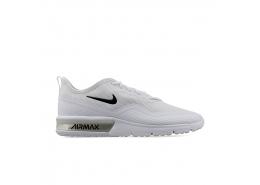 Air Max Sequent 4.5 Beyaz Erkek Koşu Ayakkabısı