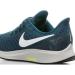 Air Zoom 35 Mavi Koşu Ayakkabısı