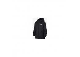Sportswear Kapüşonlu Çocuk Siyah Ceket