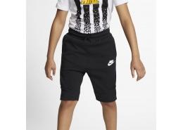 Sportswear Tech Fleece Çocuk Siyah Şort