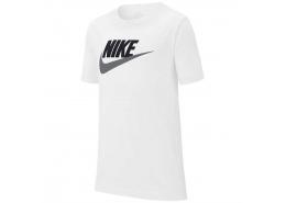 Tee Futura Çocuk Beyaz Tenis Tişörtü
