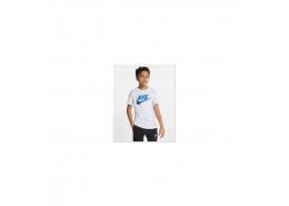 Sportswear Camo Fill Çocuk Beyaz Tişört