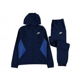 Trk Suit BF Corea Çocuk Mavi Eşofman Takımı