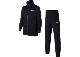 Track Suit Çocuk Siyah Eşofman Takımı