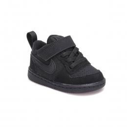 Court Borough Low Çocuk Siyah Spor Ayakkabı (870029-001)