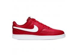 Court Vision Lo Erkek Kırmızı Spor Ayakkabı