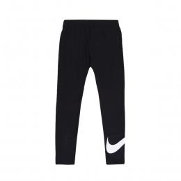 Sportswear Çocuk Siyah Spor Tayt