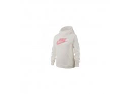 Sportwear Pullover Çocuk Beyaz Sweatshirt (BV2717-133)