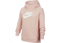 Sportwear Pullover Çocuk Pembe Sweatshirt (BV2717-697)