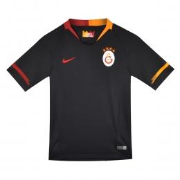Galatasaray Çocuk Siyah Deplasman Forması (919238-010)