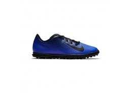 Bravata II Çocuk Mavi Halı Saha Ayakkabısı