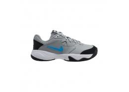 Jr Court Lite 2 Çocuk Gri Tenis Ayakkabısı (CD0440-005)