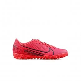 Mercurial Vapor 13 Academy Çocuk Kırmızı Halı Saha Ayakkabısı