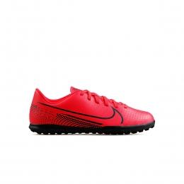 Mercurial Vapor 13 Club Çocuk Kırmızı Halı Saha Ayakkabısı