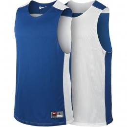 League Reversible Tank Mavi Basketbol Forması