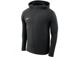 Dry Academy 18 Erkek Siyah Kapüşonlu Sweatshirt