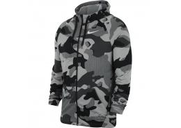 Dri-Fit Fleece Full-Zip Camouflage Graphics Erkek Sweatshirt