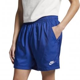 Sportswear Woven Erkek Mavi Deniz Şortu (AR2382-438)