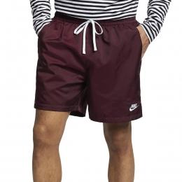 Sportswear Woven Erkek Mor Deniz Şortu (AR2382-681)