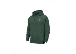 Sportswear Club Pullover Erkek Yeşil Sweatshirt (BV2654-370)
