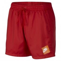 Sportswear Woven Erkek Kırmızı Deniz Şortu (AR2859-657)