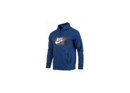 Sportswear Optic Kapüşonlu Erkek Mavi Sweatshirt (BV2989-427)