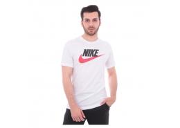 Sportswear Icon Futura Erkek Beyaz Tişört (AR5004-100)