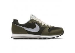 MD Runner 2 Kadın Yeşil Spor Ayakkabı (807316-301)