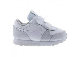 MD Runner 2 Bebek Beyaz Spor Ayakkabı (807328-100)
