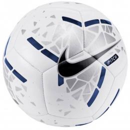 Nike Pitch Dikişli Beyaz Futbol Topu (SC3807-101)