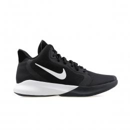 Precision III Erkek Siyah Basketbol Ayakkabısı (AQ7495-002)