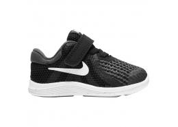 Revolution 4 Çocuk Siyah Spor Ayakkabı (943304-006)