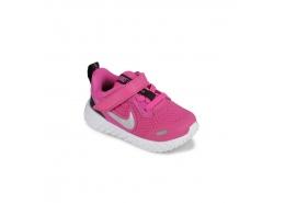Revolution 5 Çocuk Pembe Spor Ayakkabı (BQ5673-610)