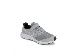 Star Runner 2 Çocuk Gri Koşu Ayakkabısı