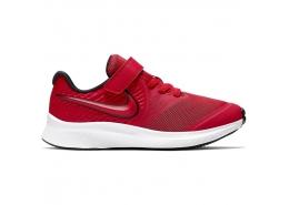 Star Runner 2 Çocuk Kırmızı Koşu Ayakkabısı