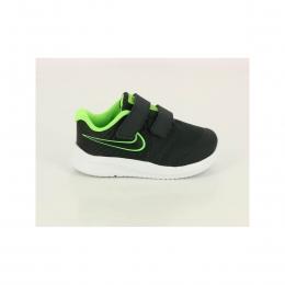 Star Runner 2 Bebek Yeşil Spor Ayakkabı (AT1803-004)
