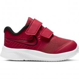 Star Runner 2 Bebek Kırmızı Spor Ayakkabı (AT1803-600)