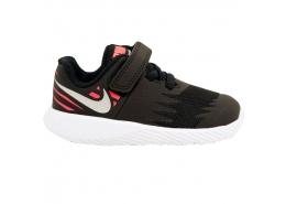 Star Runner Çocuk Siyah Spor Ayakkabı (907256-004)