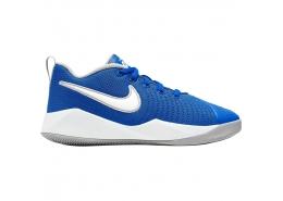 Team Hustle Quick 2 Çocuk Mavi Basketbol Ayakkabısı (AT5298-400)