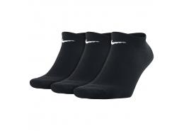 Value No Show 3'lü Kısa Siyah Spor Çorap