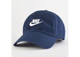 Sportswear Heritage86 Futura Washed Lacivert Şapka