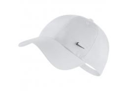Heritage86 Metal Swoosh Beyaz Şapka