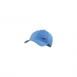 Metal Swoosh H86 Mavi Spor Şapka (943092-402)