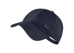 H86 Metal Swoosh Lacivert Spor Şapka ( 943092-451)