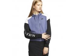 Sportswear Air Full-Zip Hoodie Kadın Sweatshirt