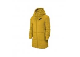 Sportswear Synthetic Fill Hd Kadın Sarı Parka (CJ7580-610)