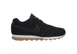 MD Runner 2 Kadın Siyah Spor Ayakkabı (AQ9121-001)