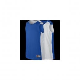 League Rev Practice Çocuk Mavi Basketbol Forması (626726-494)